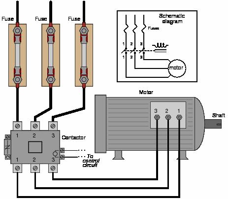 a c compressor motor wiring diagram