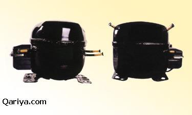 الفرق بين الضاغط الترددي و الدائري Hermetic_Compressor