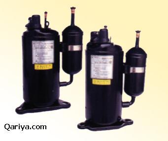 الفرق بين الضاغط الترددي و الدائري Rotary_Air_Conditioning