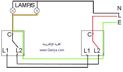 2way333 two lights one switch diagram 12 on two lights one switch diagram