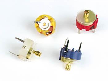 Trimmer Capacitor Symbol