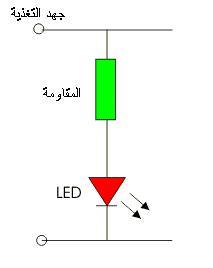 تصميم دائرة LED Cirdia5